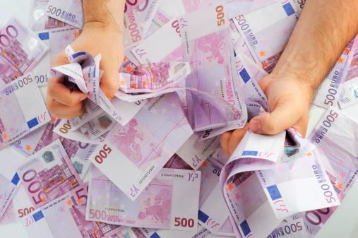 Dringend geld nodig om je dwangbevel te betalen